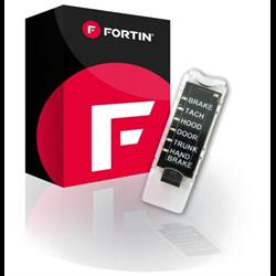 Fortin Vehicle Data Bus Visualizer (2-Way Tester)