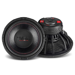 WDX G2 Competition Subwoofers