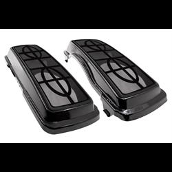 "SaddleTramp Speaker Adapters (Dual 6"" x 9"") (HD '94 - '13) - Special Order"
