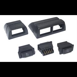 Power Window Switches & Harnesses (3 Switches - Illuminated)