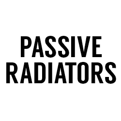 All Passive Radiators