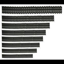 "Split Loom Tubing (1/4"" - Black - 100 ft.)"