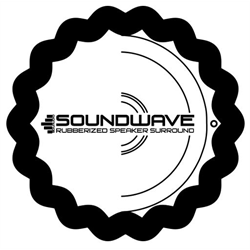 "Soundwave Speaker Surround - Bulk Kit (50 x 23.2"" Closed Cell Foam Strips)"