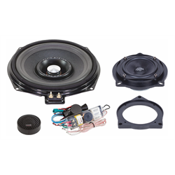 Audio System Factory Fit Speaker System (Front - All BMW E and F Models)