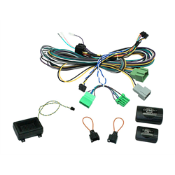 Connects2 Volvo XC90 Radio Harness w/ SWC Retention ('04 ... on