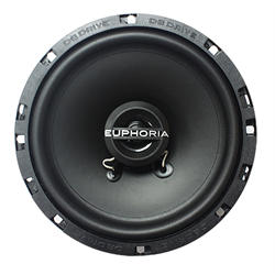 "Euphoria ES1 Speakers (6.5"" - 55W RMS - 2-Way - Pair)"