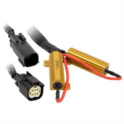 SaddleTramp Turn Signal Load Equalizer (Select HD Models '10 - '13)