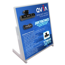 QVIA Dashcam Countertop Display (AR790WD Included)