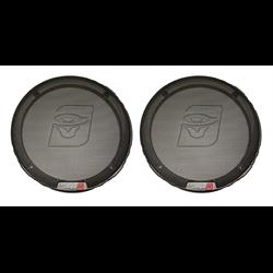 """Cerwin Vega Speaker Grills (6.5"""" - Pair)"""