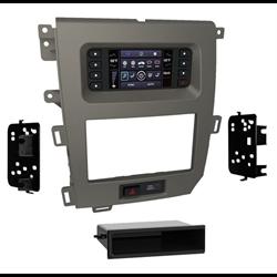 """Metra Premium Ford Edge w/ 4.2"""" Screen S/DDin ('11 - '14) - Special Order"""