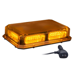 "Heise Municipality LED Lightbar (13"" - Mini - Amber)"