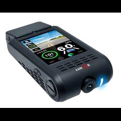 Lukas Dashcam (Full HD - 1 Channel - ADAS 1.0 - Wi-Fi - GPS - 16GB)