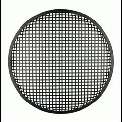 "Speaker Grill (15"" - Waffle Style - Black)"