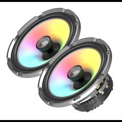 "Cerwin Vega Stroker Marine Speakers (6.5"" - 125W RMS - 2-Way - RGB - Pair)"