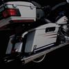 Additional images for SaddleTramp LED Saddlebag Accent Lights (Harley-Davidson FLH / FLT '14 - up)