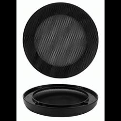 "InstallBay Speaker Grill (4"" - Metal Mesh w/ Plastic Ring - Single)"