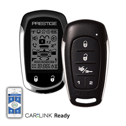 Prestige Security / Keyless Entry (2-Way LCD - CarLink Ready)