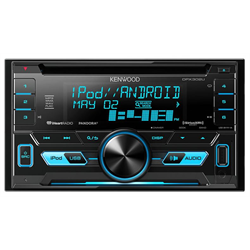 Kenwood Double Din Receivers (No Touchscreen)