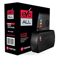 Fortin Remote Start Systems / Bypasses