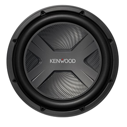 "Kenwood Performance Subwoofer (12"" - 300W RMS - Single 4 Ohm)"