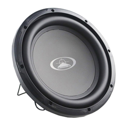 """Audiomobile GT2 Series Shallow Subwoofer (10"""" - 400W RMS - Single 2 Ohm)"""