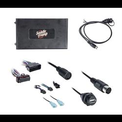 SaddleTramp Harley Davidson Bluetooth Audio Streaming Interface ('06 - '13)