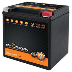 Motorcycle Batteries / Chargers