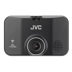 "JVC Dashcam (Full HD - Front Camera - 2.7"" LCD - GPS - Wi-Fi)"