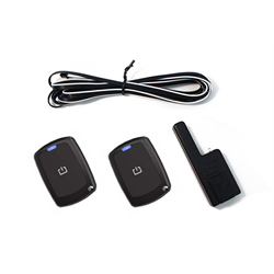 Fortin RF Kit (2x 1-Way LED 1-Button Remotes)