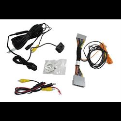 crux rear-view integration (honda civic without navigation '12 - '13) |  importel ltd  - your car audio / 12 volt distributor