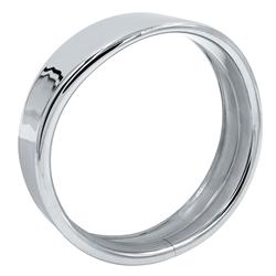 "SaddleTramp Visor Light Trim Ring (5.75"" - Chrome - Select HD Models '94 - up)"